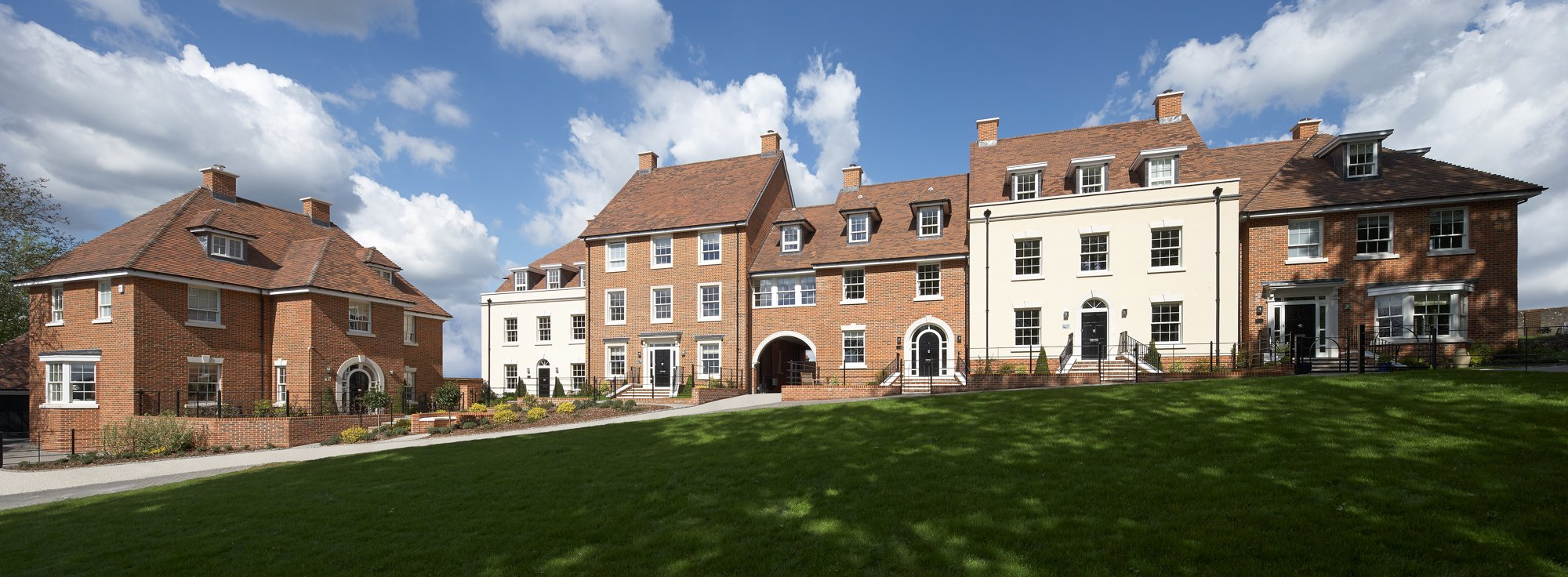 Alfred Homes Prestigious New Homes In Winchester